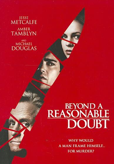 BEYOND A REASONABLE DOUBT BY DOUGLAS,MICHAEL (DVD)